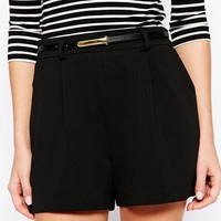 New Look Petite Tailored Short at asos.com