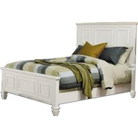 Coaster Furniture Queen White Bed Frame