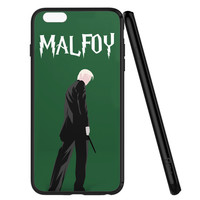 DRACO MALFOY SILHOUETTE iPhone 6 | 6S Case Planetscase.com