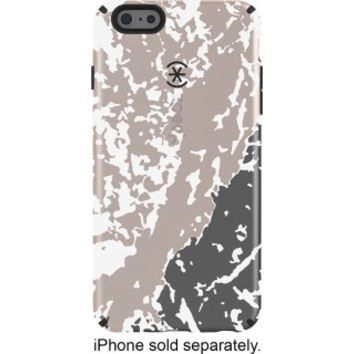 Speck - Luxury Inked Case for Apple® iPhone® 6 Plus and 6s Plus - Gray/Black