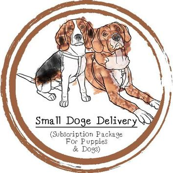 Small Doge Delivery (For Puppies & Dogs) - Subscription Box - Food Subscription - Raw Food - Raw Feeding - Dogs - Puppy