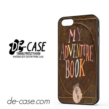 My Adventure Book Up Movie Carl And Ellie For Iphone 5 Iphone 5S Case Phone Case Gift Present