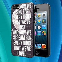 live quote iphone case - iPhone 4/4S Case iPhone 5 case