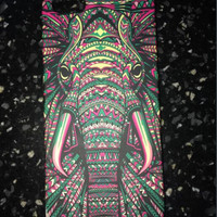 Cool Elephant iPhone 6S 5S 5SE 6 Plus Case Cover + Free Gift Box