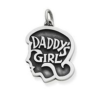 """Daddy's Girl"" Charm 