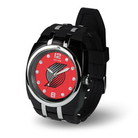 Portland Trail Blazers NBA Crusher Series Mens Watch
