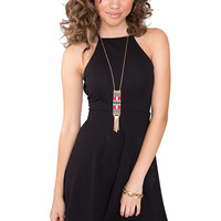 Virginia Dress - Black