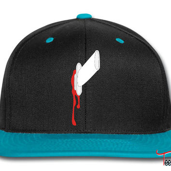 stabbed in the back Snapback