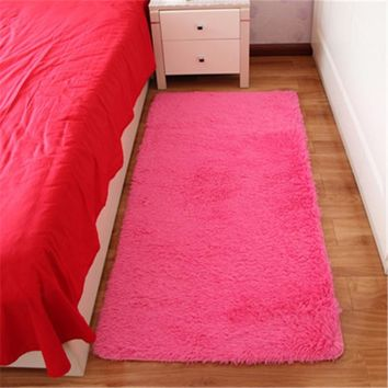 Hot Sale High Quality Floor Mat Modern Shaggy Area Rugs And Carpet For Home Living Room Bedroom Shaggy Carpet Rug For Home