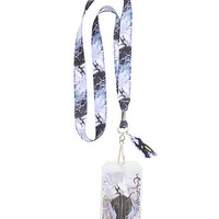 Disney Maleficent Storm Lanyard