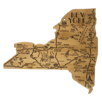 Totally Bamboo® New York Destination Cutting Board