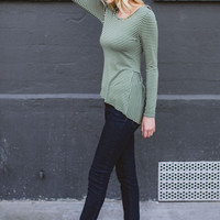 The Piper Peplum Top