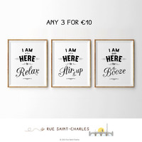 Buy 2 get 1 FREE | printable art minimalist art print instant download printables digital art home decor DIY art print retro wall art prints
