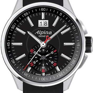 Alpina Racing Mens Chronograph Quartz Watch AL353B5AR36