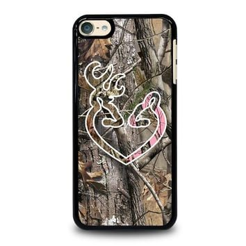 CAMO BROWNING LOVE-PHONE 5 iPod Touch 6 Case Cover