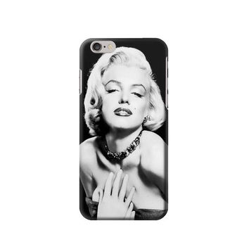 P2748 Marilyn Monroe Icon Phone Case For IPHONE 6S