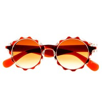 Cool Funky Retro Style Celebrity Circle Round Sunglasses R2160