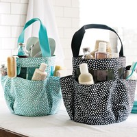Mini Dot Shower Caddy