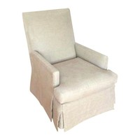 Pre-owned Lee Industries Swivel Chair
