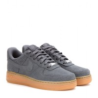 Nike Air Force 1 suede sneakers