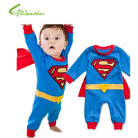 Super Baby Romper Halloween Costume