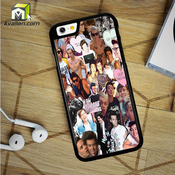 1D And 5Sos iPhone 6 Plus Case by Avallen