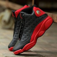 Beauty Ticks Air Jordan 13 Basketball Shoes
