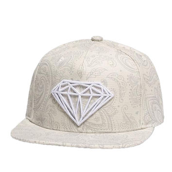 Diamond Supply Co. - Brilliant Radiant Clipback - Cream