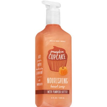 PUMPKIN CUPCAKEHand Soap with Pumpkin Butter