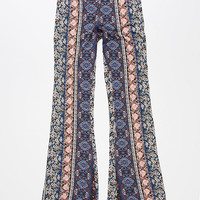 FULL TILT Wallpaper Paisley Girls Flared Pants | Jeans & Pants
