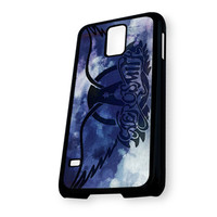 Aerosmith Blue Sky Logo Samsung Galaxy S5 Case