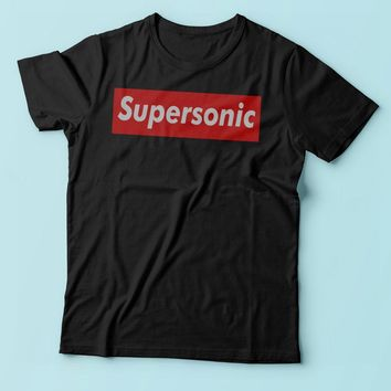 Red Box Supersonic Oasis Men'S T Shirt