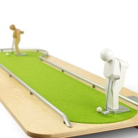 playableART Nano Golf Course Set