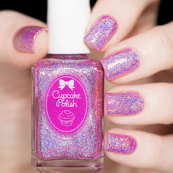 Cupcake Polish Pier Pressure Nail Polish (Seashells Collection)