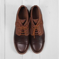 Buy Pointer Five Flavours - Chocolate/Copper Boots at Denim Geek