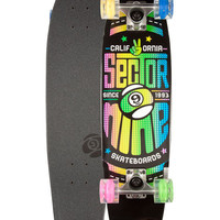 Sector 9 The Wedge Glow Wheel Skateboard Black One Size For Men 26807910001