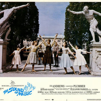 The Sound of Music 11x14 Movie Poster (1965)