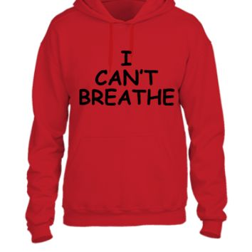 I Can't Breathe LeBron Shirt - UNISEX HOODIE