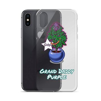 GRAND DADDY PURPLE iPhone Case