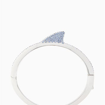 california dreaming pave shark bangle
