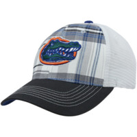 Top of the World Florida Gators Scholastic One-Fit Hat - White/Gray