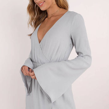 Kinsley Wrap Dress