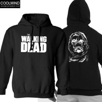 Walking Dead Printed Hoodie....For All The Walking Dead Fans Men/Women