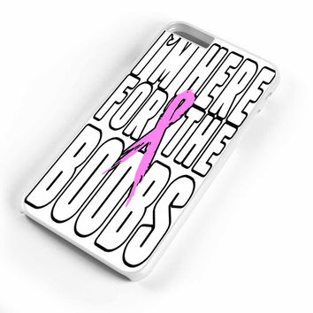 Funny Breast Cancer Awareness iPhone 6s Plus Case iPhone 6s Case iPhone 6 Plus Case iPhone 6 Case