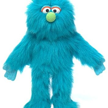14`` Blue Monster Puppet