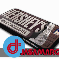 Hershey Candy Bar - Rubber Case, Plastic Case for iPhone 4/4s, 5/5s, 5c and Samsung S3, S4