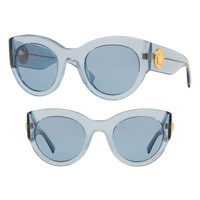 Versace Tribute 51mm Cat Eye Sunglasses | Nordstrom