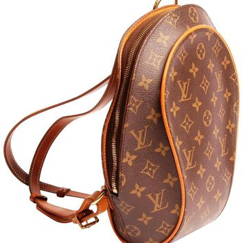Louis Vuitton Monogram 5474 Canvas Ellipse Backpack (Authentic Pre-owned)