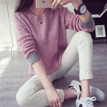 Speckle Sweater