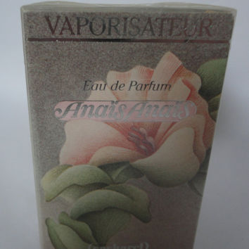 Vintage: Cacharel Anais Anais 30ml eau de parfum Vaporisateur, in box, wrapped, 1978